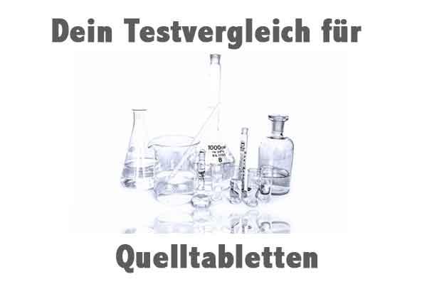 Quelltablette