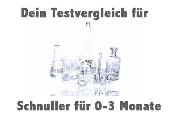 Schnuller 0-3 Monate