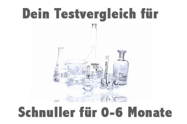 Schnuller 0-6 Monate