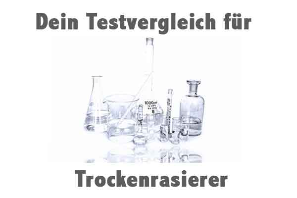 Trockenrasierer