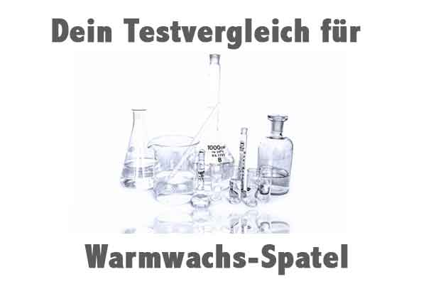 Warmwachs Spatel
