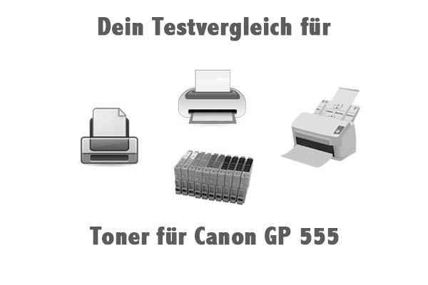 Toner für Canon GP 555