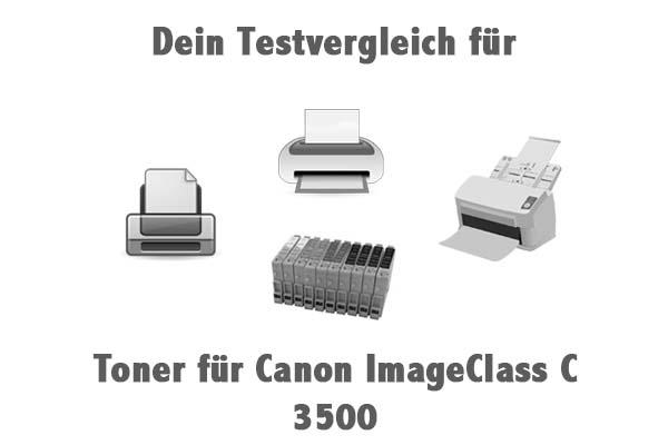 Toner für Canon ImageClass C 3500
