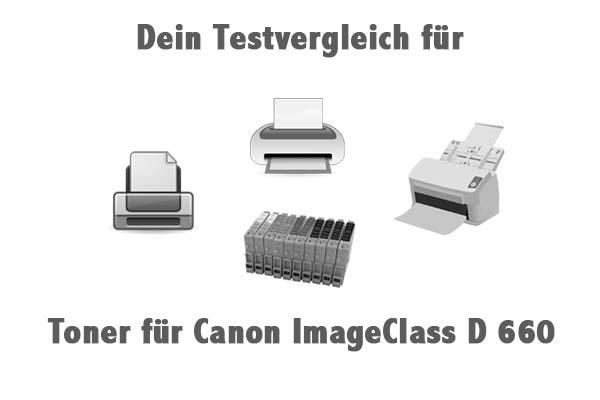 Toner für Canon ImageClass D 660