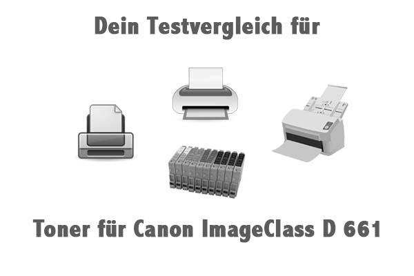 Toner für Canon ImageClass D 661