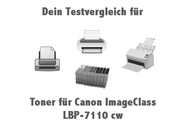 Toner für Canon ImageClass LBP-7110 cw