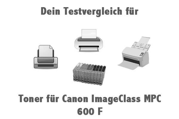 Toner für Canon ImageClass MPC 600 F