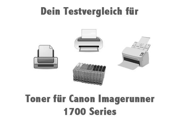 Toner für Canon Imagerunner 1700 Series