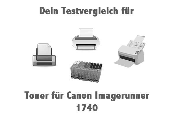 Toner für Canon Imagerunner 1740