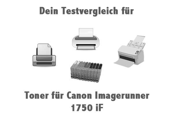 Toner für Canon Imagerunner 1750 iF
