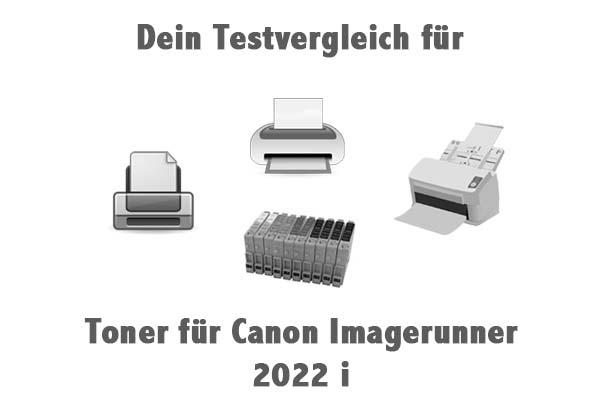 Toner für Canon Imagerunner 2022 i