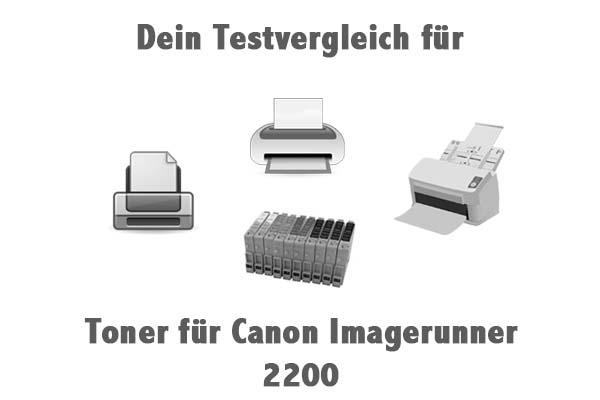 Toner für Canon Imagerunner 2200