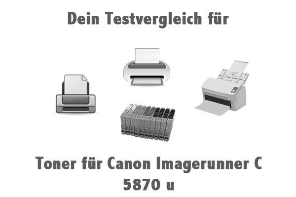 Toner für Canon Imagerunner C 5870 u