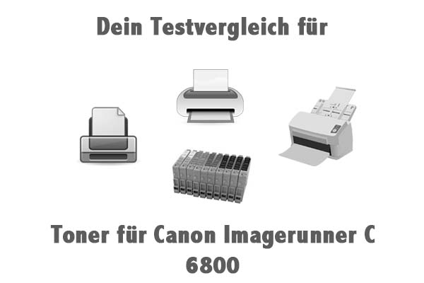 Toner für Canon Imagerunner C 6800