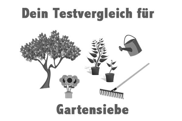 Gartensiebe