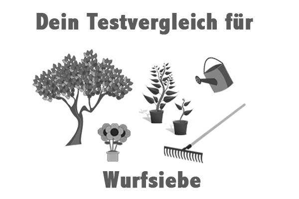 Wurfsiebe