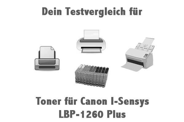 Toner für Canon I-Sensys LBP-1260 Plus