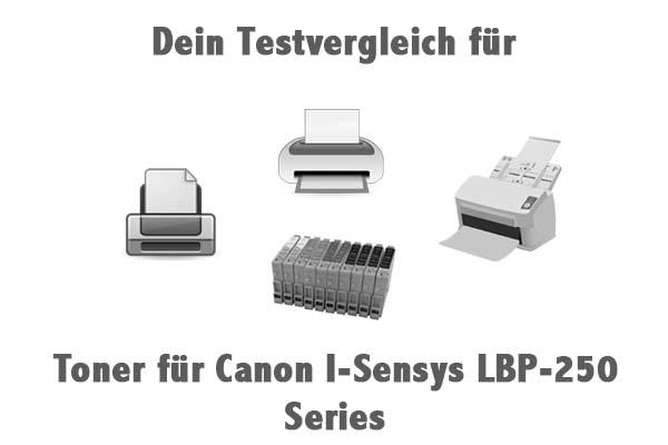 Toner für Canon I-Sensys LBP-250 Series
