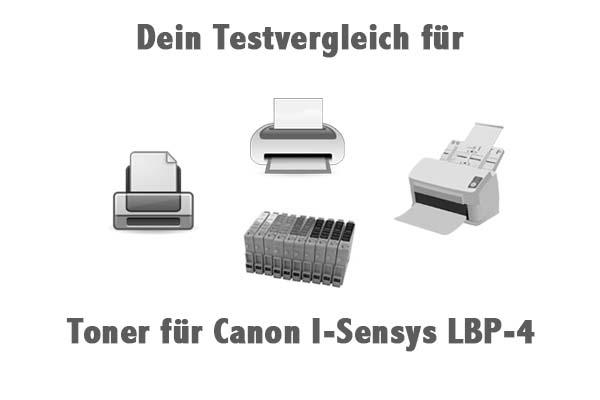 Toner für Canon I-Sensys LBP-4