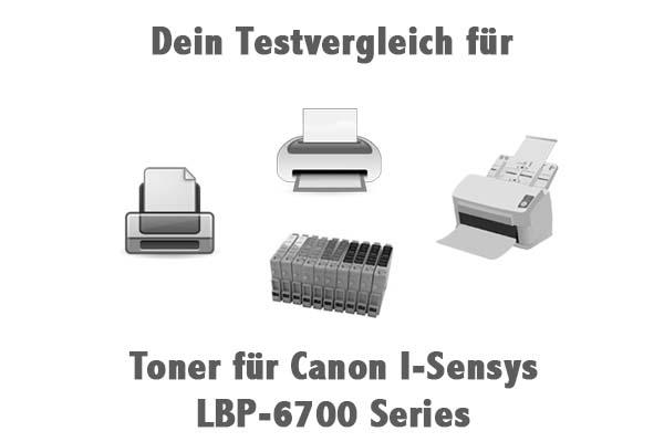 Toner für Canon I-Sensys LBP-6700 Series