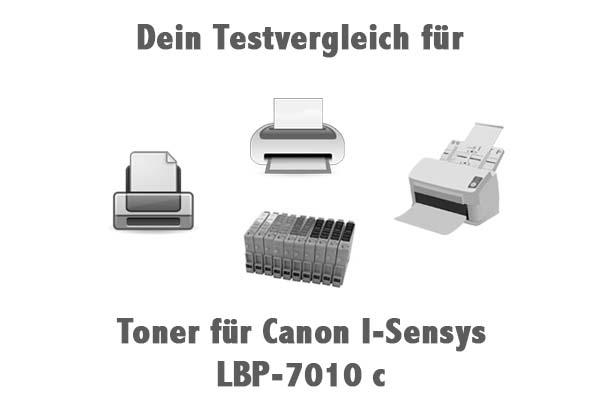 Toner für Canon I-Sensys LBP-7010 c