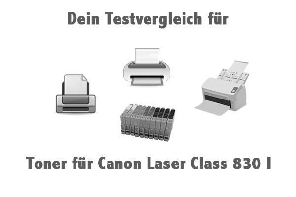 Toner für Canon Laser Class 830 I