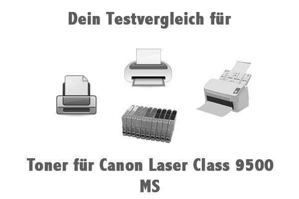 Toner für Canon Laser Class 9500 MS