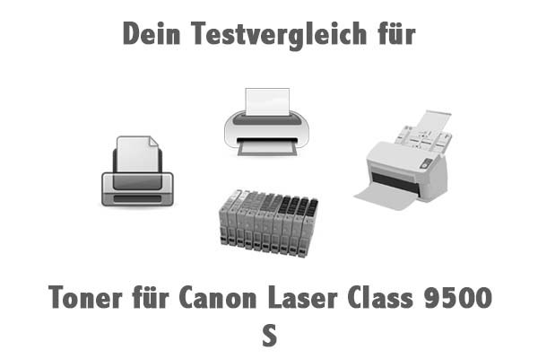 Toner für Canon Laser Class 9500 S