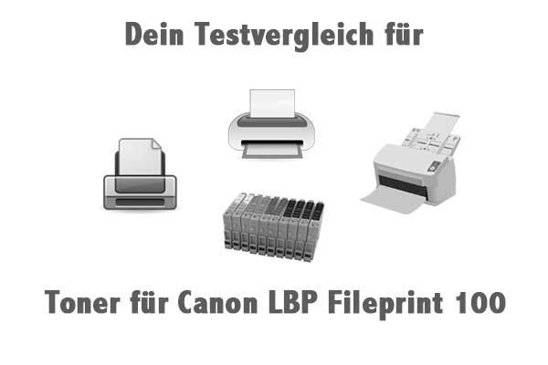 Toner für Canon LBP Fileprint 100