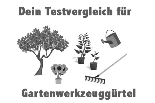 Gartenwerkzeuggürtel