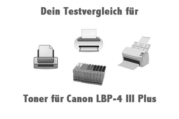 Toner für Canon LBP-4 III Plus