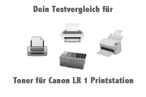 Toner für Canon LR 1 Printstation