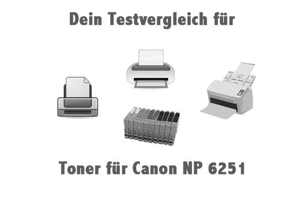 Toner für Canon NP 6251