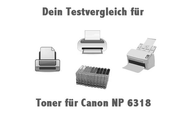 Toner für Canon NP 6318