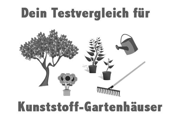 Kunststoff-Gartenhäuser