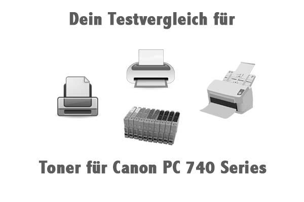 Toner für Canon PC 740 Series