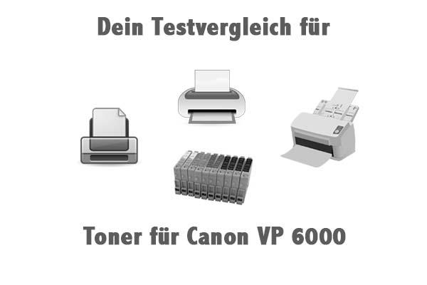 Toner für Canon VP 6000