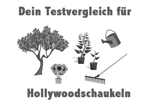 Hollywoodschaukeln