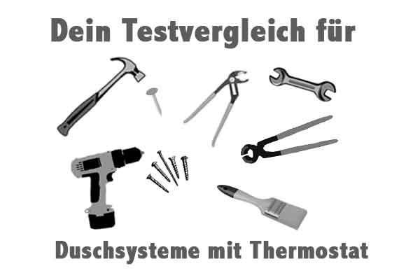 Duschsysteme mit Thermostat