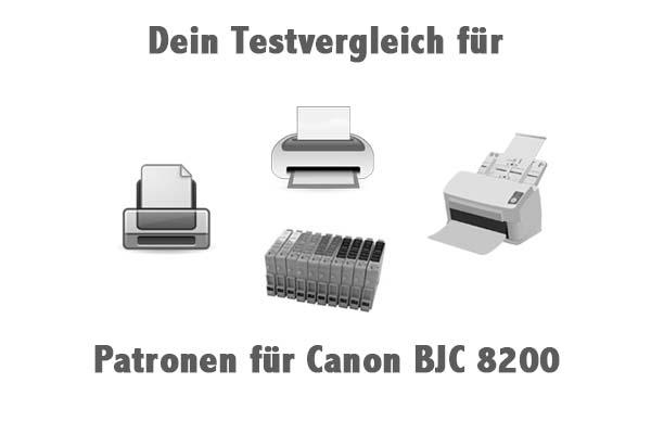 Patronen für Canon BJC 8200