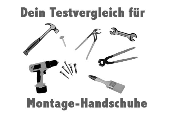 Montage-Handschuhe