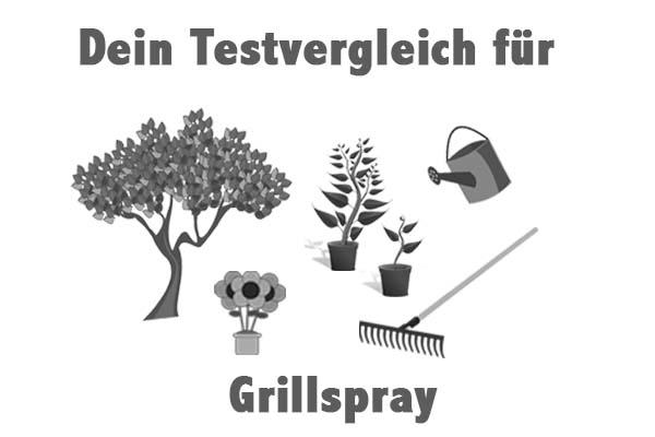 Grillspray