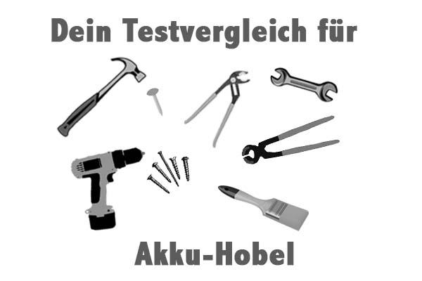 Akku-Hobel