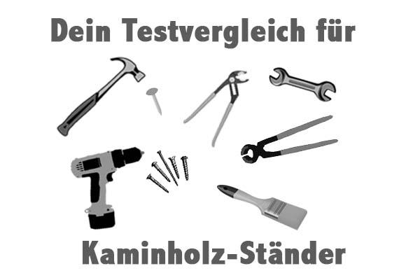 Kaminholz-Ständer