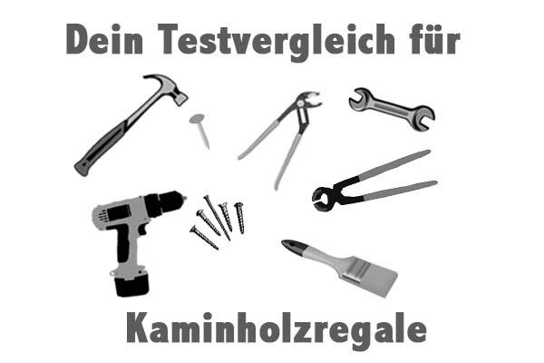 Kaminholzregale