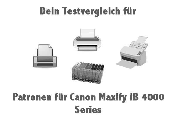 Patronen für Canon Maxify iB 4000 Series