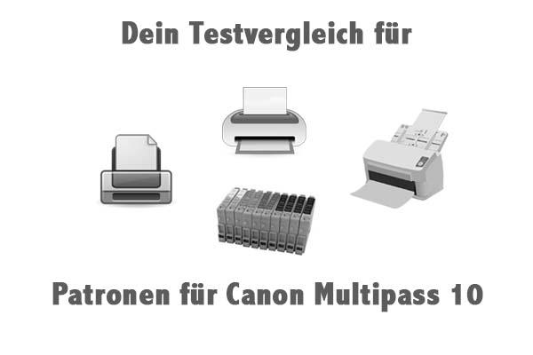 Patronen für Canon Multipass 10