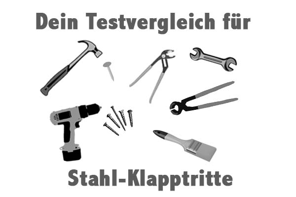 Stahl-Klapptritte