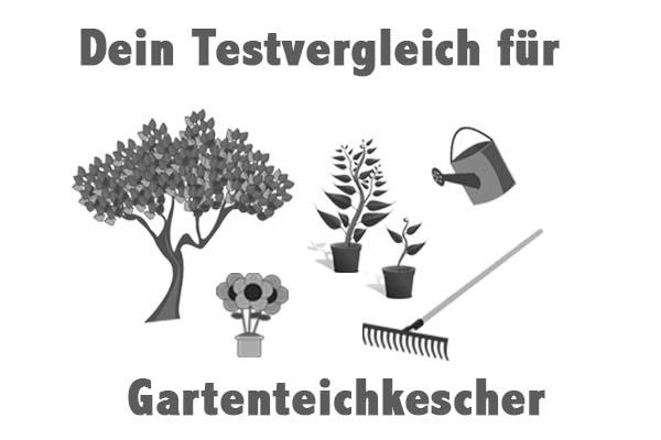 Gartenteichkescher