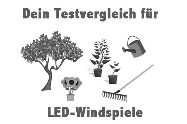 LED-Windspiele
